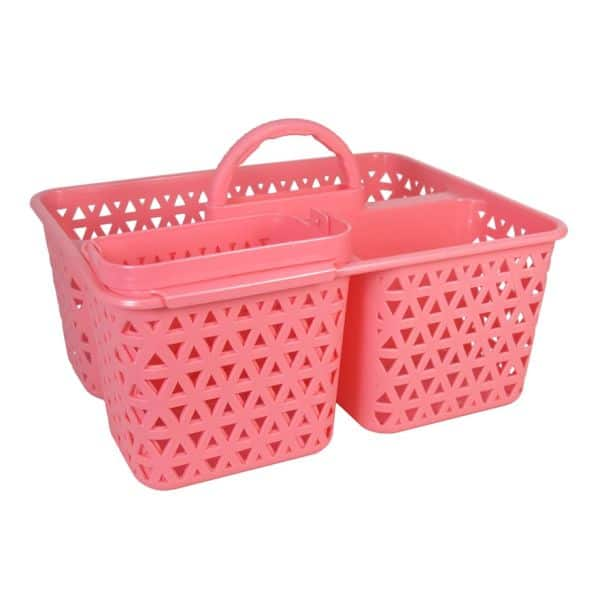 Kohl\'s Cardholders Simple By Design Pink Shower Caddy $4.19, Bedside ...