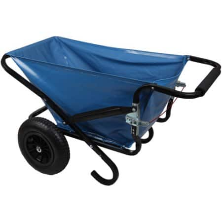 Ozark Trail Heavy Duty Fold-A-Cart, Blue $36 + Free S/H