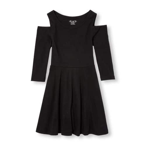 The Children's Place 75% Off Clearance: Select Girls Dresses $4.99, Baby Bodysuits $2.48 & More + Free S/H