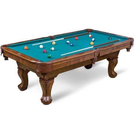 EastPoint Sports Brighton Billiard Table W Accessories Green - Pool table retailers near me