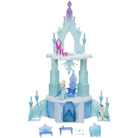 Walmart: Disney Frozen Little Kingdom Elsa's Magical Rising Castle $29.97 + Free Store Pick Up