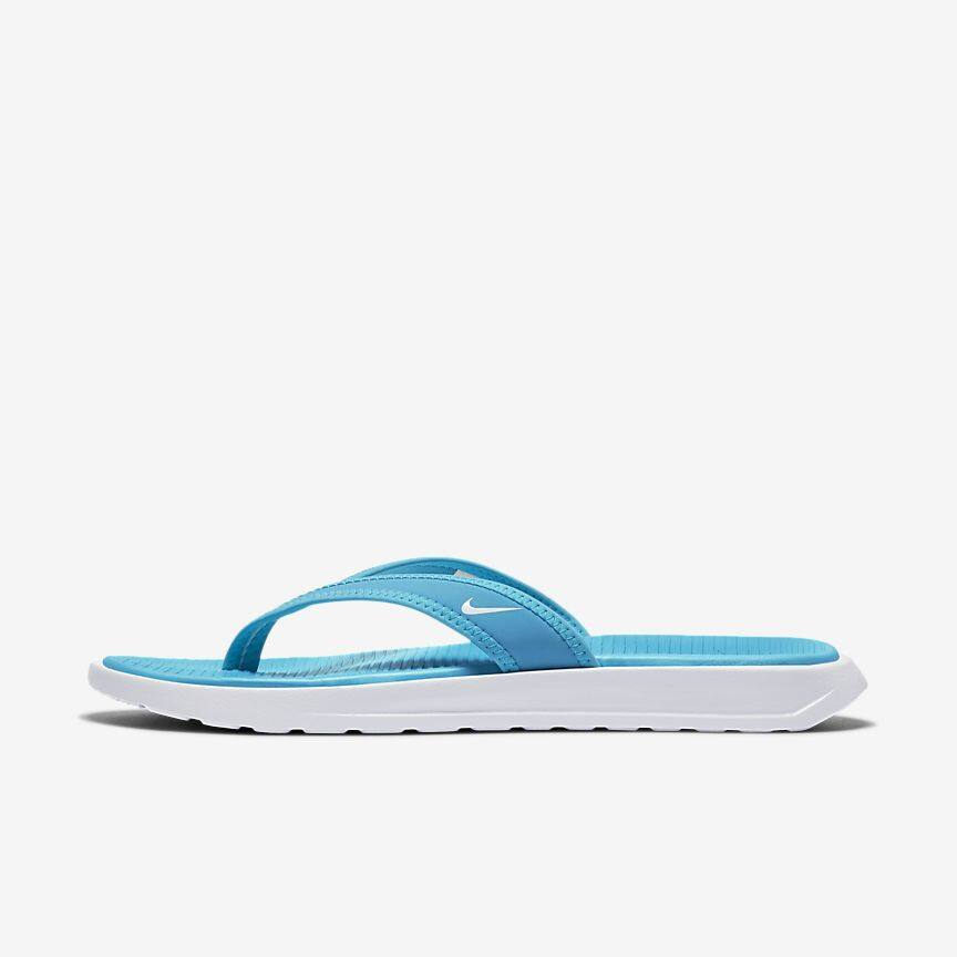 Nike Women's Ultra Celso Flip Flops - Blue or White $11.23 + Free S/H Nike+ Members