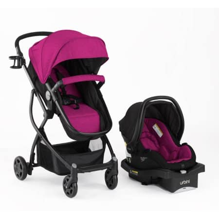 Urbini Omni Plus Travel System $119.99 - 3 colors + Free S/H