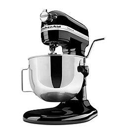 KitchenAid® KG25H0XOB Professional Onyx Black Lift Stand Mixer with 5-qt. Bowl $199.97 After $60 Cash Back by Mail + Free S/H