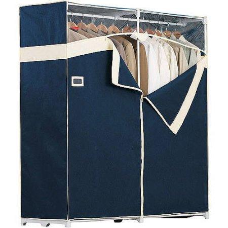 Walmart: Rubbermaid Portable Garment Closet, 60-in.$22.78 + Free Store Pick Up