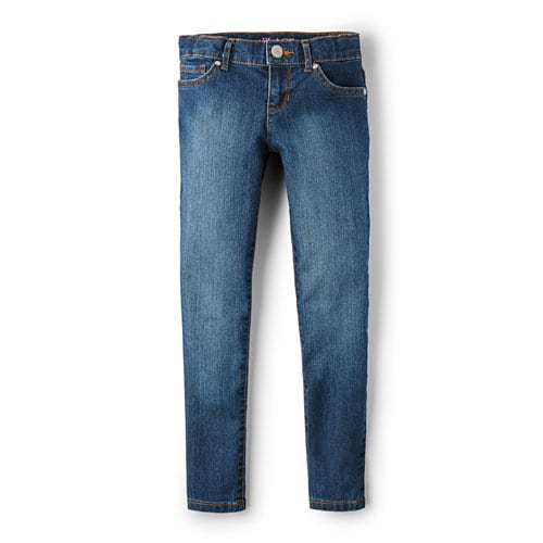 The Children's Place All Basic Jeans $6.99 Girl, Boy & Toddler Today Only + Free S/H