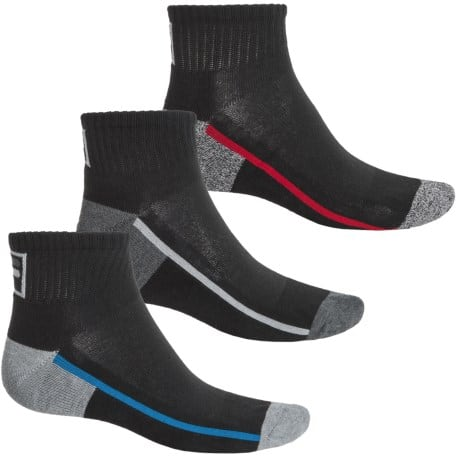 Sierra Trading Post: Men's 3 Pack Fila 1/4 Crew Socks $2.50, Men's Wigwam Whipper Snapper Socks $2.50 & More + Free S/H