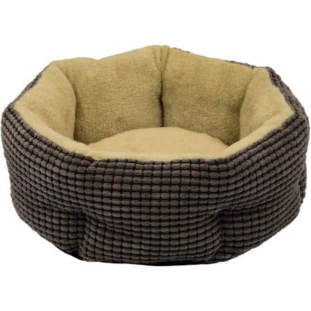 Walmart: Soft Spot Memory Foam Small Cuddler Pet Bed $5.57