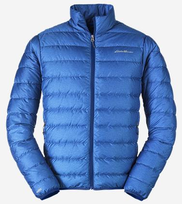 Eddie Bauer Men's CirrusLite Down Jacket $49.50 - various colors + Free S/H