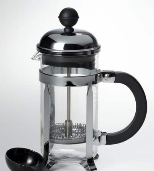 3-Cup Bodum Chambord French Press $12.74, 8-Cup Bodum Chambord French Press $16.99 + Free S/H