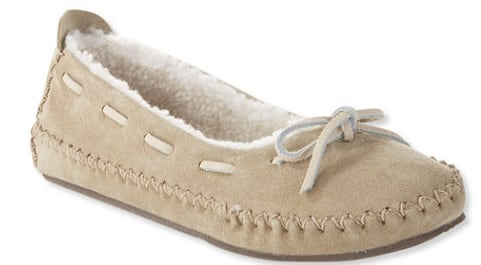 Ll Bean Women's Hearthside Slippers $22.49 + Free S/H Today Only