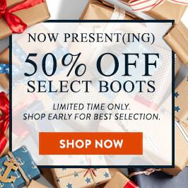 Sperry.com 50% Off Select Boots, Women's from $55, Men's from $60 + Additional Coupon, Free S/H