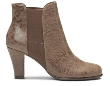 Bob's Stores: Women's Aerosoles Strole Along Booties - Taupe $14.40 + Free Store Pick Up