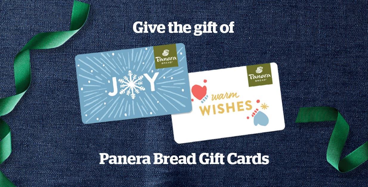 Panera Bread:  $100 Gift Card Purchase - Receive $20 Bonus Gift Card
