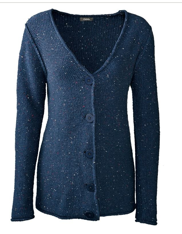 Cabela's Women's Cotton V-Neck Cardigan Sweater $9.88 + Free S/H