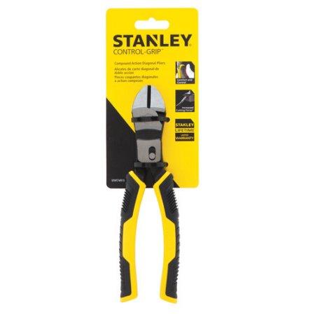 "Walmart: Stanley 8"" Diagional Pliers $4.26, 3"" Wood Handle Stiff Scraper $2.45 & More + Free Store Pick Up"