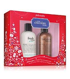 50% Off Select Philosophy Gift Sets, Mint Chocolate or Snow Angel Duo $13.50 & More + Free S/H