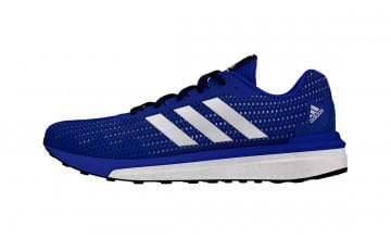Men's Adidas Vengeful Running Shoes $49.98 Black or Blue + Free S/H
