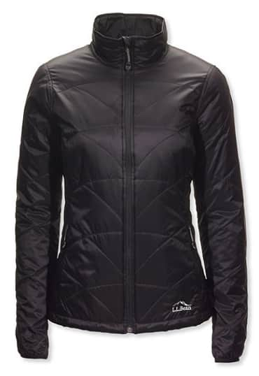 LL Bean Women's PrimaLoft Packaway Jacket $48.74 Various Colors + Free S/H