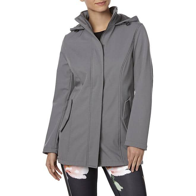 Sears SYW Members  2 Everlast® Women's Hooded Soft-Shell Jackets + $50 SYW Points $50 + Free S/H