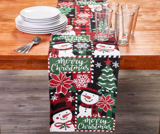 Big Lots Christmas.Big Lots 75 Off Select Christmas Items Snowman Table