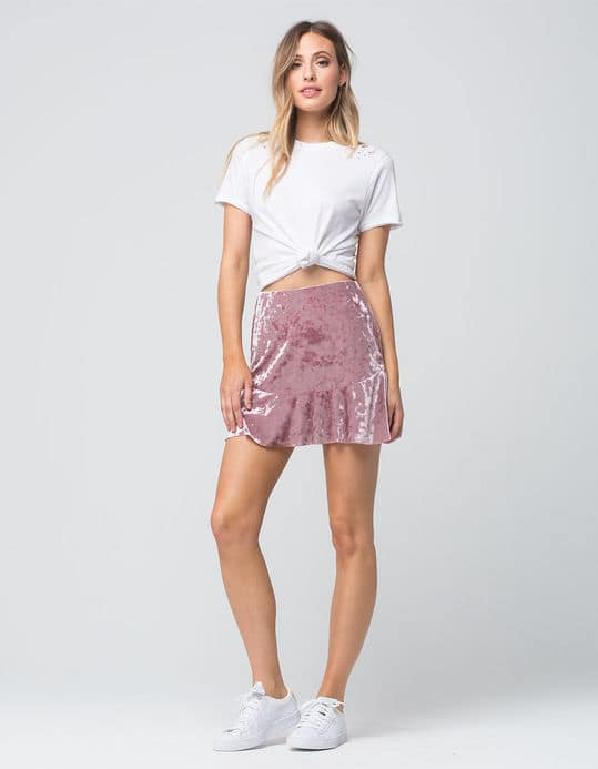 Tillys Extra 50% Off Sale: Women's Socialite Fit & Flare Skirt $3, Men's O'Neill Merica Board Shorts $14.98 & More + Free S&H