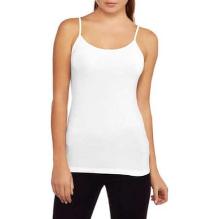 Walmart: Faded Glory Women's Essential Knit Layering Cami With Retractable Straps $1.50 - free store pick up