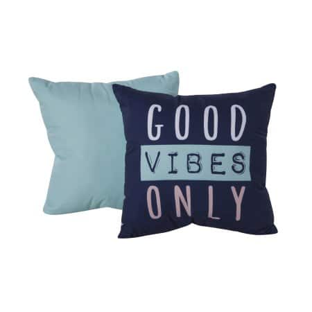 "Walmart: Mainstays 16"" x 16"" Decorative Pillow 2 Pk $5 ($2.50ea) + Free Store Pick Up"