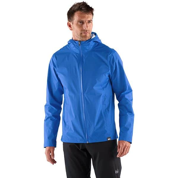REI January Clearance: Men's Co-Op Rain Jacket II $34.83, Rhyolite Rain Jacket $93.83 & More  + Free Store Pick Up