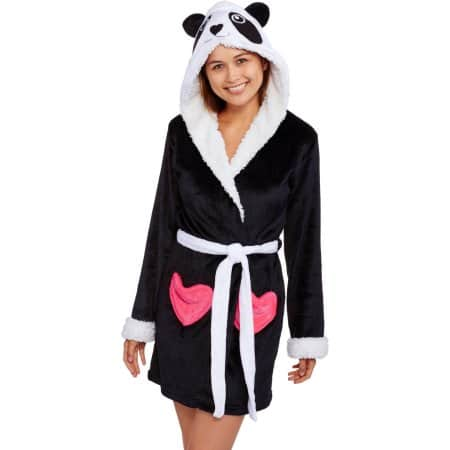 4328cad6a2 Body Candy Juniors  Huggable Luxe Critter Sleepwear Robe (various  styles colors) - Slickdeals.net