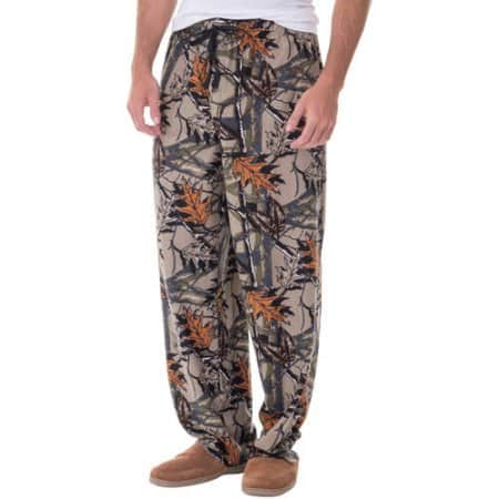 Walmart: Fruit of The Loom Men's Fleece Sleep Pant $4.99 (S-5x) + store pick up
