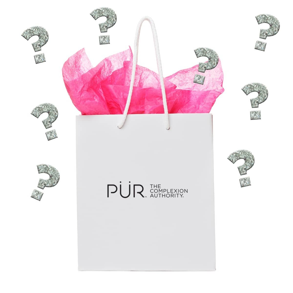 PUR Cosmetics Mystery Bag - 5 Full Size Items & Make Up Bag $19.25 Shipped