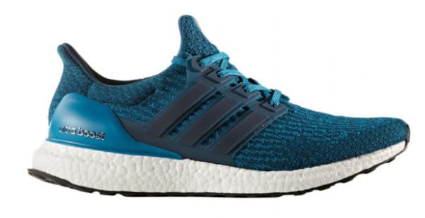 Men's Adidas UltraBOOST 3.0 Running Shoe, Blue or Olive, Sizes 5-13, $117.98 + Free S/H
