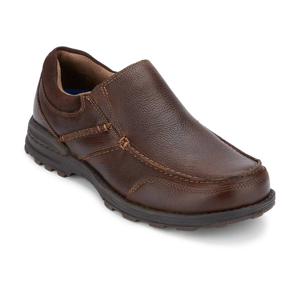 Dockers Men's Keenland Leather Slip-On Loafer $42 + Free S/H