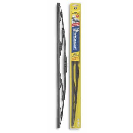 """Walmart: Michelin High Performance Wiper Blade 26"""" Only, 2 sets for $3.72 + free store pick up"""