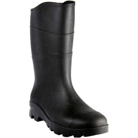 Walmart: Unisex Steel Toe Rubber Rain Boots $9 + Free store pick up