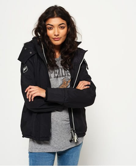 Superdry Ski 30% Off, Superdry Clearance 50% Off Select Items: Women's Hooded Fur Sherpa SD Wind Attacker Jacket $59.75 & More + Free Express Shipping