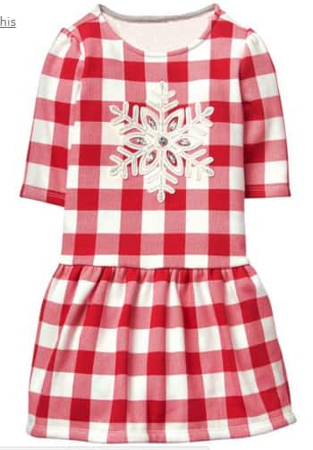Gymboree $5 Flash Sale Today Only, Girls Buffalo Plaid Dress (6m-5T), Toddler Boys Classic Cords $5 & More + Free S/H $75+