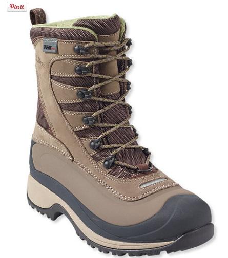 LL Bean Women's Wildcat Pro Leather Boot + $10 LL Bean Gift Card  $52.75 + Free Shipping