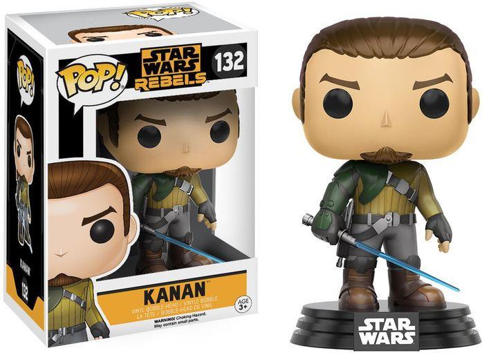 Barnes & Noble Funko POP Star Wars: Rebels - Ezra or Kanan $2.48 & More + Free S/H $25+