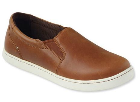 LL Bean Women's Mountainside Leather Sport Slip-Ons $19.99 + shipping