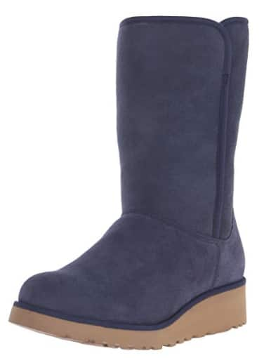 59094a6f23f UGG Women's Amie Winter Boot (Navy) - Slickdeals.net