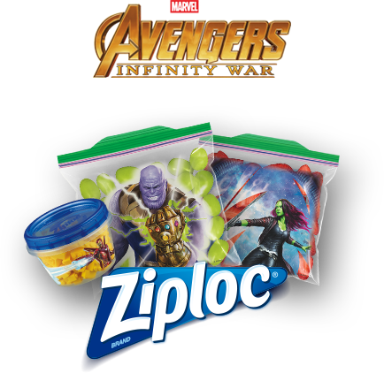 Walmart In Store Offer: 2 Pk Ziploc Sandwich Bags 66ct + $9 Fandango Movie Code $5.36