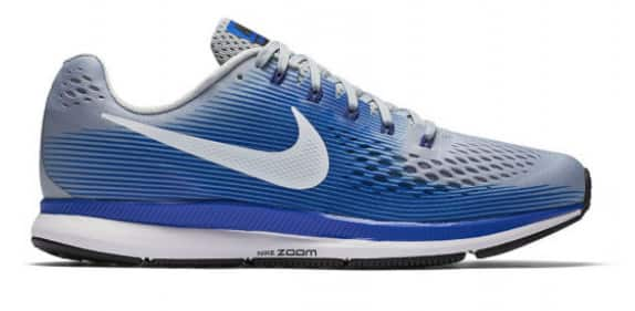 Women's Nike Air Zoom Pegasus 34 Running Shoes $64.98. Black/White; Blue/  Pink. Deal Image; Deal Image. Deal Image