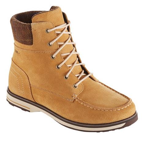 LL Bean Women's Park Ridge Casual Waterproof Suede Boot Mocs $49.99 + shipping