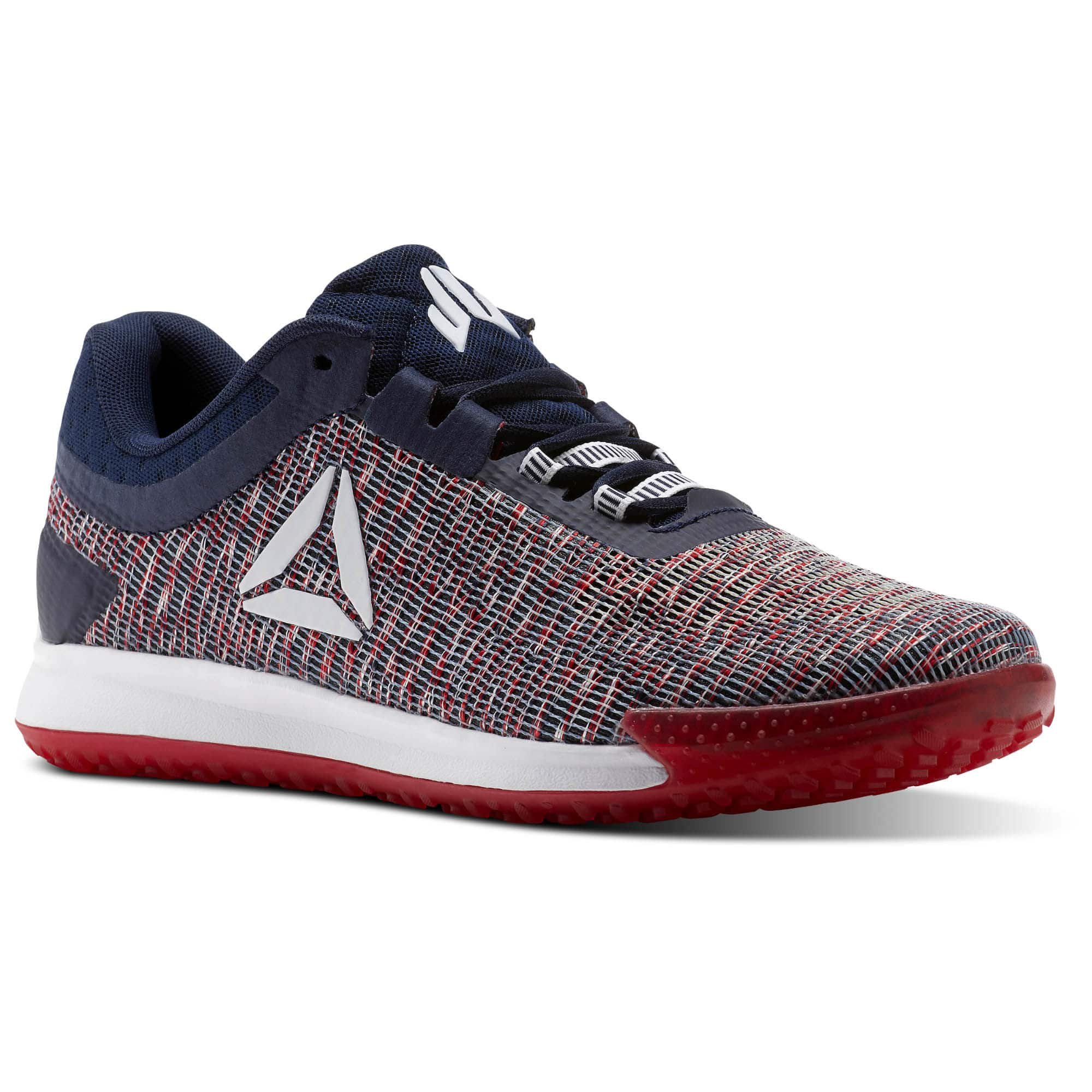 Reebok Men's JJ II Training Shoe (Navy/ Red/White) $49.99 + Free S/H (7.5-11 only)