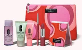 Nordstrom Clinique Bonus Days: Receive a 7 Pc Gift Set w/ Clinique Purchase $28 + Free S/H