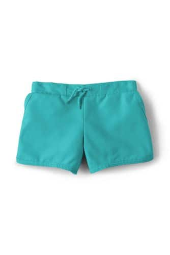 Lands' End 50% Off Swim: Girls Swim Shorts $5.50, Boys S/S Rashguard $9, Kids Action Slide Sandals $6.50 & More + Free Shipping $50+
