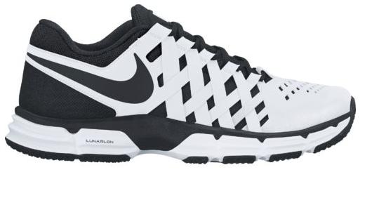 info for 5662f 6b055 Men's Nike Lunar Fingertrap TR Training Shoes (White/Black ...