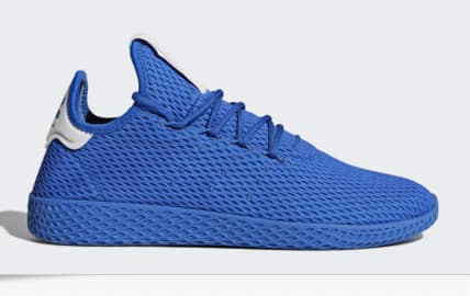 fe8a4a364 adidas Men s Pharrell Williams Tennis Hu Shoes (various colors ...